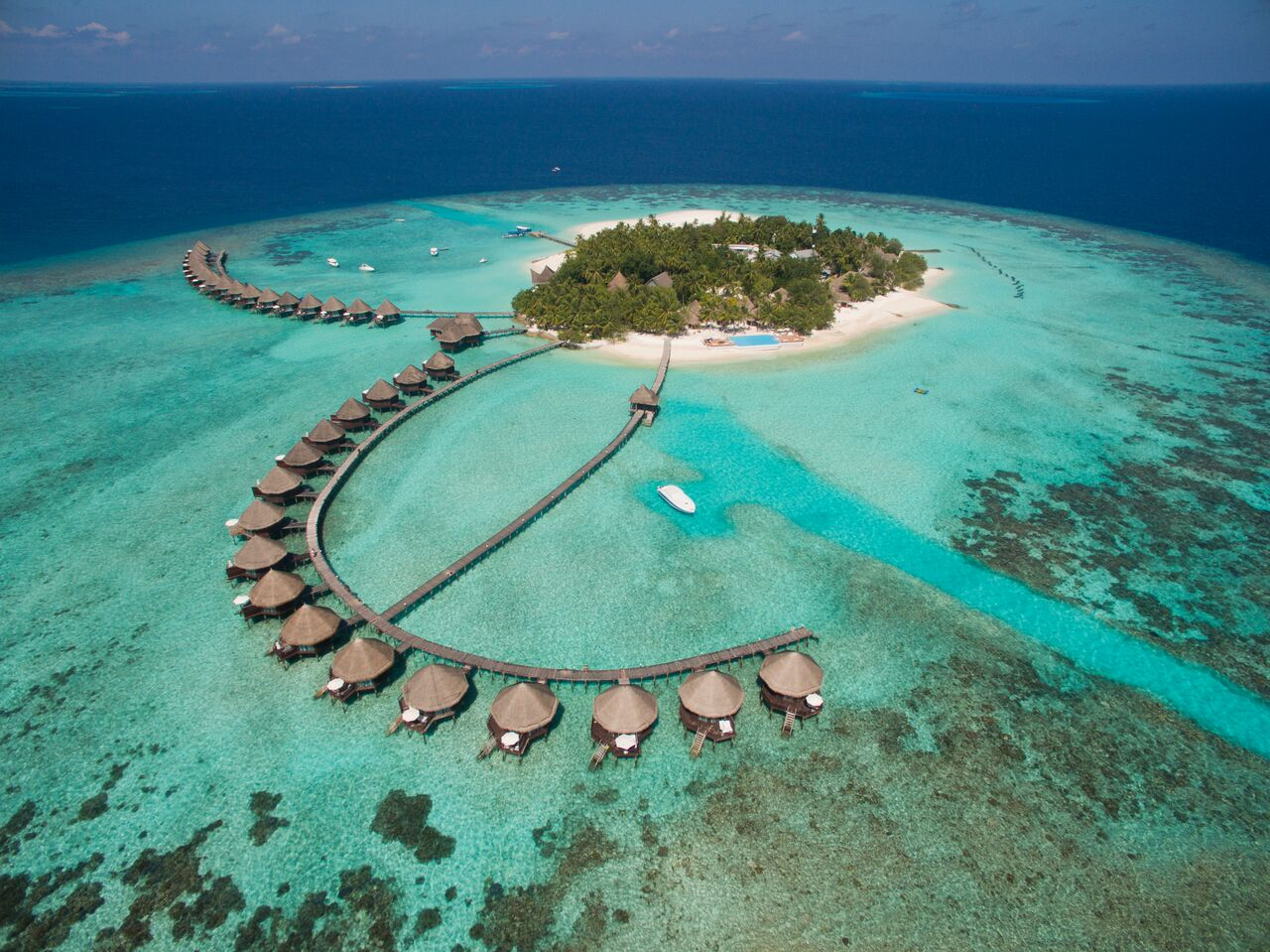 Thulhagiri resort Maldives package